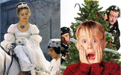 Prehľad: Ako bude vyzerať televízny program počas Vianoc? Tešiť sa môžeš na Popolušku aj Sám Doma