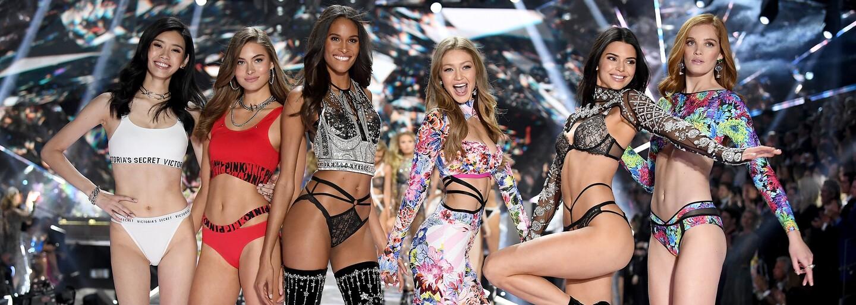 Přehlídka Victoria's Secret: Jaké looky byly letos nejhezčí a jak zvládla Adriana Lima svou poslední show?