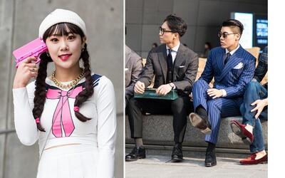 Překonal Soul módu z ulic v průběhu Fashion Weeku v Tokiu?