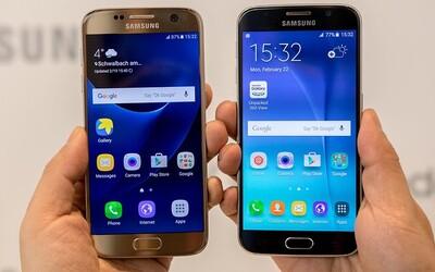 Prekvapenie? Batéria Samsung Galaxy S7 vydrží kratšie ako batéria v Galaxy S6 z minulého roka