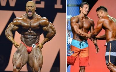 Prekvapenie sa nekoná, tohtoročným víťazom Mr. Olympia sa stal Phil Heath! Men's Physique ani tento rok neovládol Sadik Hadzovic