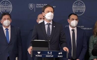 Premiér Heger: Na cestu Matoviča do Ruska sa pýtajte jeho. Nie som hovorca vlády