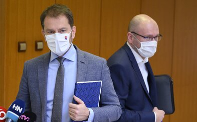 Premiér Igor Matovič: Sulík mi berie dve tretiny životnej energie