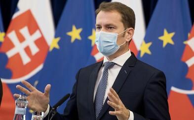 Premiér Matovič navrhne vláde, aby sa počas Veľkej noci obmedzil pohyb ľudí. O prísnom opatrení budú rokovať zajtra
