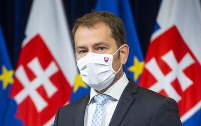 Premiér Matovič: OĽaNO žiada zákon, ktorý bude preverovať záverečné práce