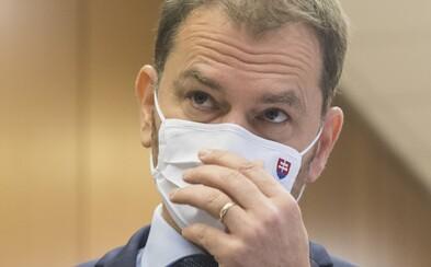 Premiér Matovič: pravidlá pre hromadné podujatia sme zmiernili na základe diskusií na Facebooku