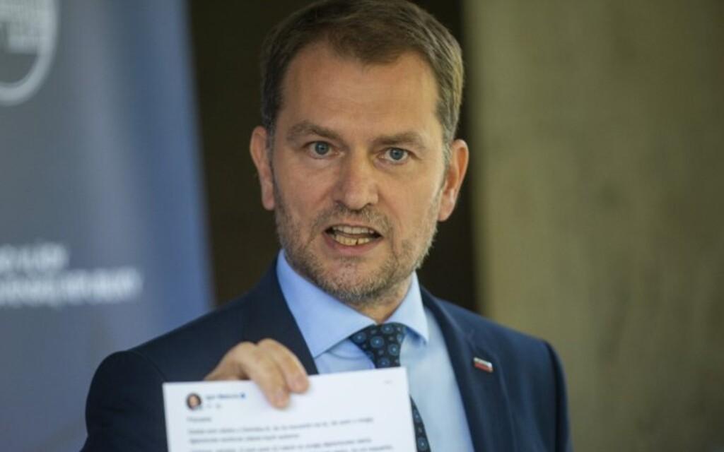 Premiér Matovič zavádza, vedci posledných 10 týždňov pandémiu neriadili. Aj sme plakali, aj sme búchali, hovoril Krajčí