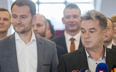 Premiérom môže byť aj Jožo Pročko, vyhlásil Kollár. Priamo neodpovedal na otázku, či je čas vymeniť premiéra