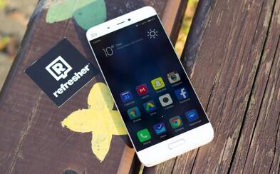 Prémiové materiály, moderný hardvér a stále priaznivá cena. Aký je smartfón Xiaomi Mi 5? (Recenzia)