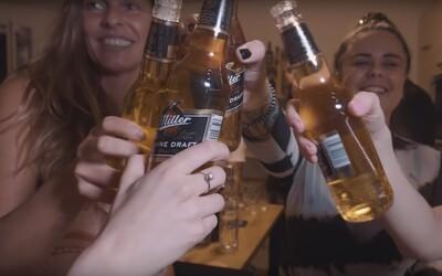 Prémiový drink? Jeden z najstarších amerických pivovarov posiela na Slovensko Miller Genuine Draft s veľmi jemnou chuťou