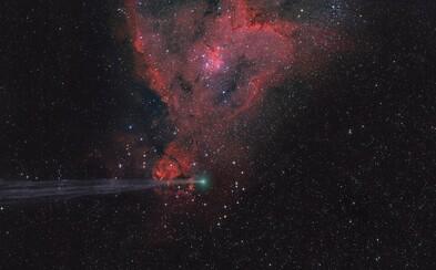 Prenádherné! Hmloviny, polárna žiara i kométy dali porote pri vyberaní víťaza fotosúťaže zameranej  na vesmír riadne zabrať