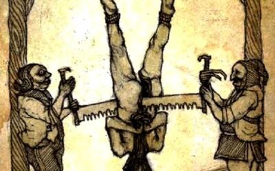 Prepílení napoly alebo s dobodanými krkmi. Brutálne techniky mučenia v histórii spôsobovali bolesť aj niekoľko dní (1. časť)