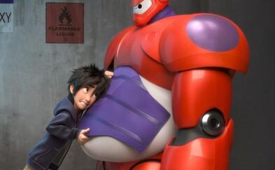 Prerazil komiksový animák Big Hero 6 bariéry vtipnej, no prázdnej rozprávky kreativitou? (Recenzia)