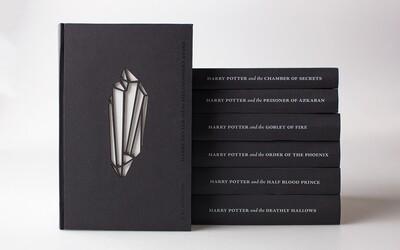 Prerobené obaly kníh Harryho Pottera po ktorých zhliadnutí budeš chcieť písať Ježiškovi