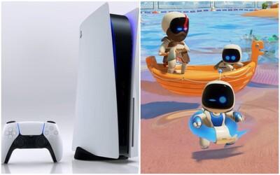 Prešli sme prvú hru na PS5. Astrobot je čarovná plošinovka plná nostalgických odkazov na značku PlayStation