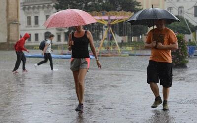 Presnosť predpovedí počasia sa výrazne zhoršila, môže za to vraj koronavírius