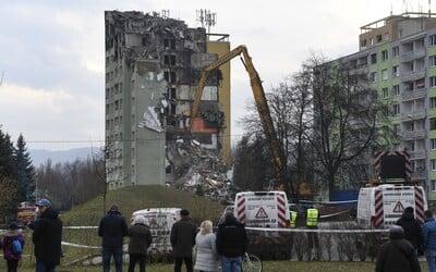Prešov nezaplatí miliónovú faktúru za búranie bytovky, kde explodoval plyn. Firme pošle o stovky tisíc eur menej
