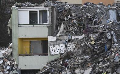 Prešov vyplatil obyvateľom zničenej bytovky 345 250 €