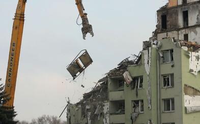 Prešovčania sa na nešťastie v podobe zrútenej bytovky nemôžu ani prizerať, Vianoce budú tráviť v iných častiach Slovenska