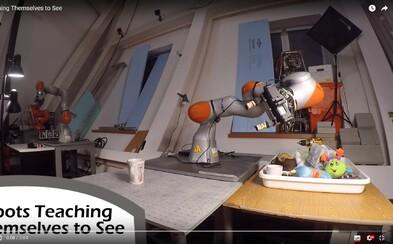 Přestane lidstvo uklízet? Inženýři vyvíjejí robota, který dokáže urovnat a uklidit oblečení nebo boty