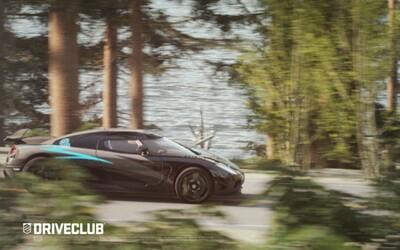 Pretekárska hra Driveclub s dátumom vydania a trailerom
