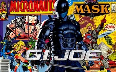 Previazaný filmový svet od spoločností Hasbro a Paramount ulovil scenáristov z Marvelu a zverejnil zostavu writers room