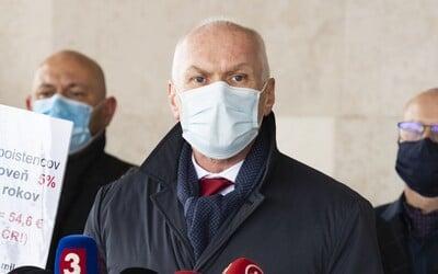 Prezident Slovenskej lekárskej komory: Ak sa bude pandemická situácia vyvíjať ako doteraz, Slovenské zdravotníctvo skolabuje