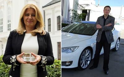 Prezidentka Čaputová bude lietať komerčnými linkami a jazdiť na elektrických autách. Jej úrad chce dosiahnuť uhlíkovú neutralitu