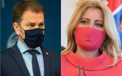 Prezidentka Čaputová kritizuje Matovičov nákup Sputnika V: Nie je to odvaha, ale rezignácia na pravidlá