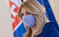 Prezidentka Čaputová sa poďakovala za 15-tisíc vakcín od Francúzska: Registrované vakcíny sú cestou z pandémie