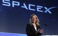 Prezidentka SpaceX je ešte ambicióznejšia než Elon Musk. Mars je podľa Gwynne len menšou zastávkou