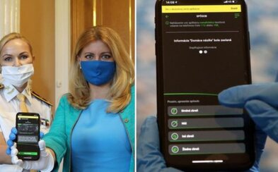 Prezidentka testovala policajnú aplikáciu Pomáham chrániť. Ako môže pomôcť aj tebe?
