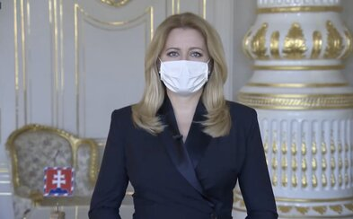 Prezidentka Zuzana Čaputová ďakuje lekárom, policajtom aj predavačkám. Táto situácia vraj potrvá dlhšie, ako sme si mysleli
