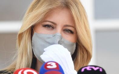 Prezidentka Zuzana Čaputová: Dlhodobé zmrazenie ekonomiky ju môže nenávratne poškodiť
