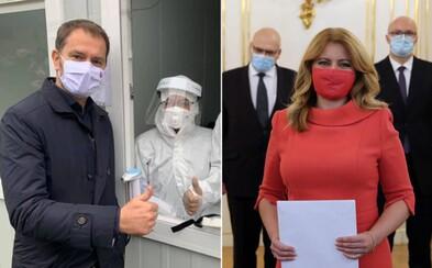 Prezidentka Zuzana Čaputová: Igor Matovič by mal zvážiť prenechanie manažovania koronakrízy inému členovi vlády