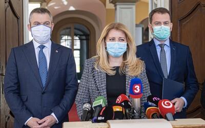 Prezidentka Zuzana Čaputová súhlasí s menom nového ministra vnútra
