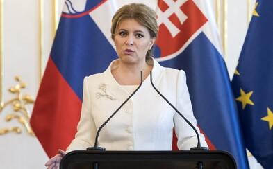Prezidentka Zuzana Čaputová udelila milosť žene, ktorá zavraždila svojho druha