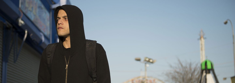 Prežije Rami Malek a jeho Elliot finále seriálu Mr. Robot? V prvých záberoch 4. série ho sužujú výčitky svedomia