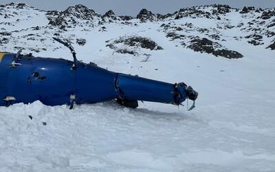 Přeživší pádu Kellnerovy helikoptéry promluvil. Havárii zřejmě nezavinila technická porucha