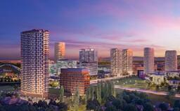 Pri Dunaji vyrástla najvyššia rezidenčná budova na Slovensku. Miesto, na ktorom stojí, má neslávnu minulosť