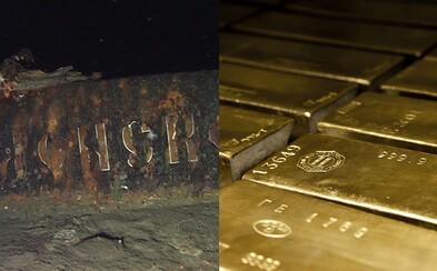Pri Kórei zrejme našli vrak ruskej lode so 132 miliardami dolárov v zlate. Spoločnosť chce plavidlo vytiahnuť