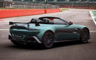 Pri príležitosti návratu značky Aston Martin do F1 spoznávame nový safety car aj špeciálny Vantage