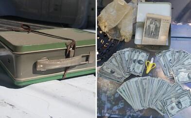 Pri rekonštrukcii pivnice našli kufrík s pokladom. Po otvorení zistili, že sa práve stali boháčmi