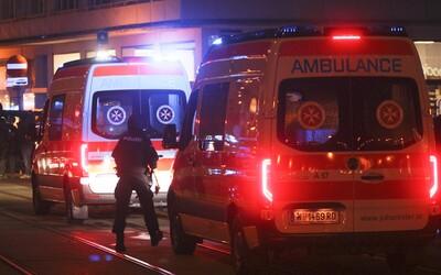 Pri teroristickom útoku vo Viedni sa zranila aj Slovenka