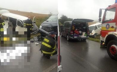 Pri tragickej dopravnej nehode pri Liptovskom Trnovci zahynuli 4 deti a 1 dospelý