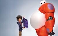 Príbeh Baymaxa a Hira z Big Hero 6 bude pokračovať ako seriál