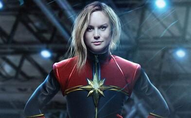 Príbeh Captain Marvel sa oproti komiksom zmení a súvisí to s konkurenciou DC