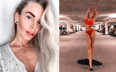 Príbeh inšpiratívnej modelky Iie Östergren zo Švédska: Kedysi ju kvôli dlhým nohám šikanovali, dnes vytrela všetkým zrak