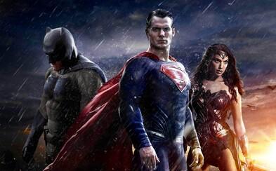 Príbeh Justice League bude nakoniec len v jednom filme, a to úplne odlišnom od BvS s Batmanom v hlavnej role