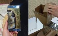 Příběh Note7 pokračuje, Samsung posílá majitelům speciální krabice chránící před explozí